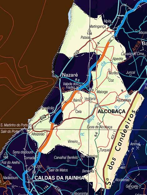 41004353_Alcobaca_mapa
